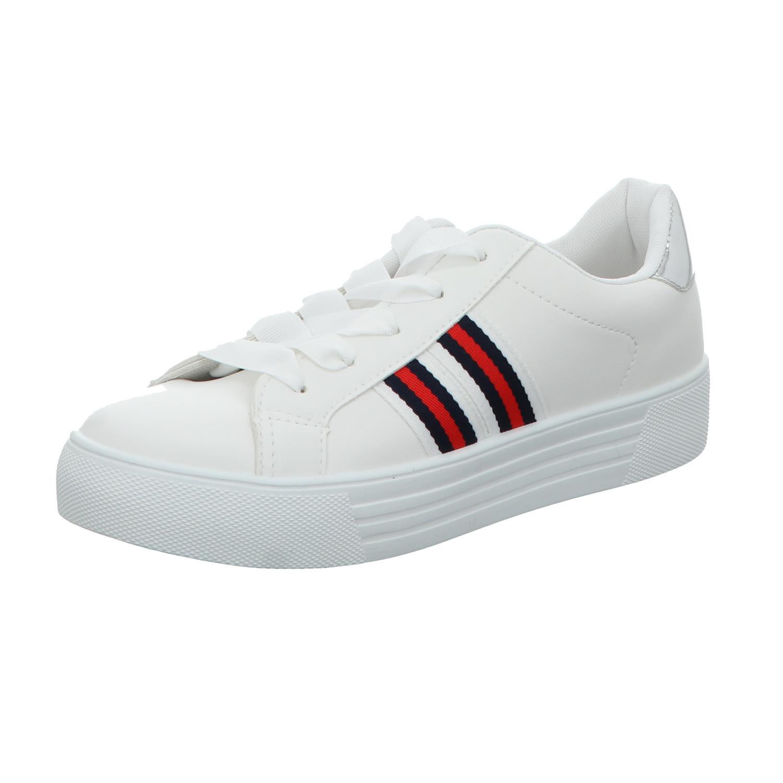 living UPDATED Damen Sneaker Weiß
