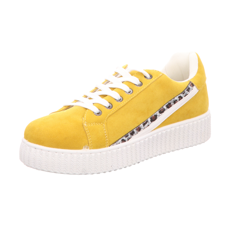 sneaker damen gelb