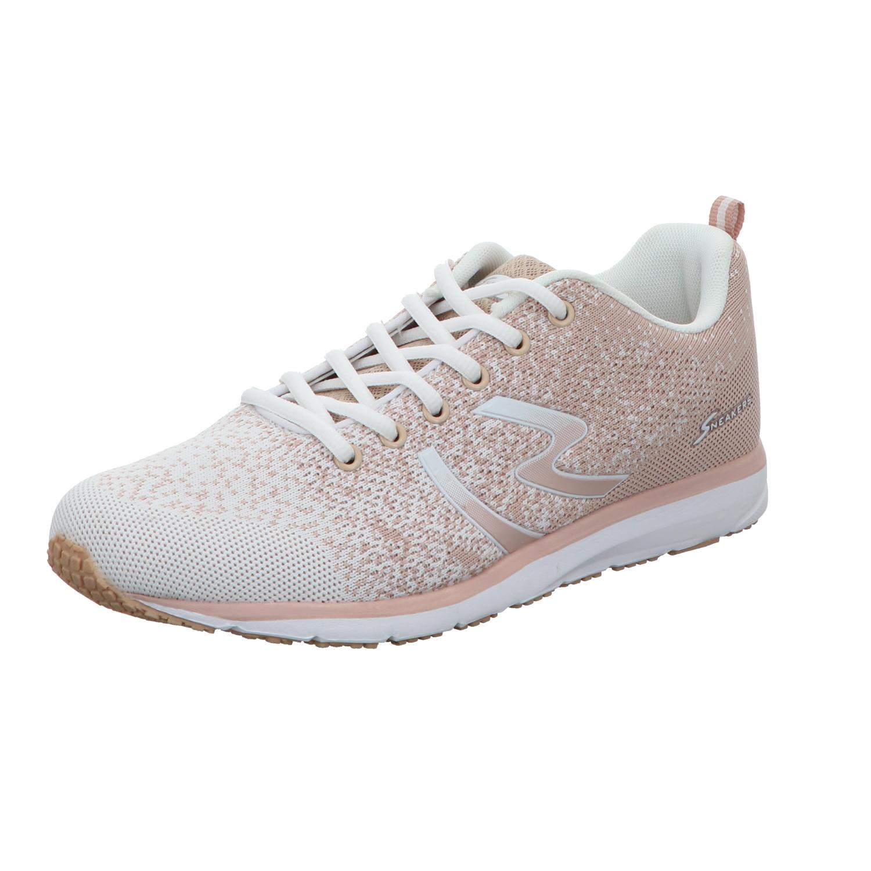 Sneakers Damen Sneaker Rose Weiß