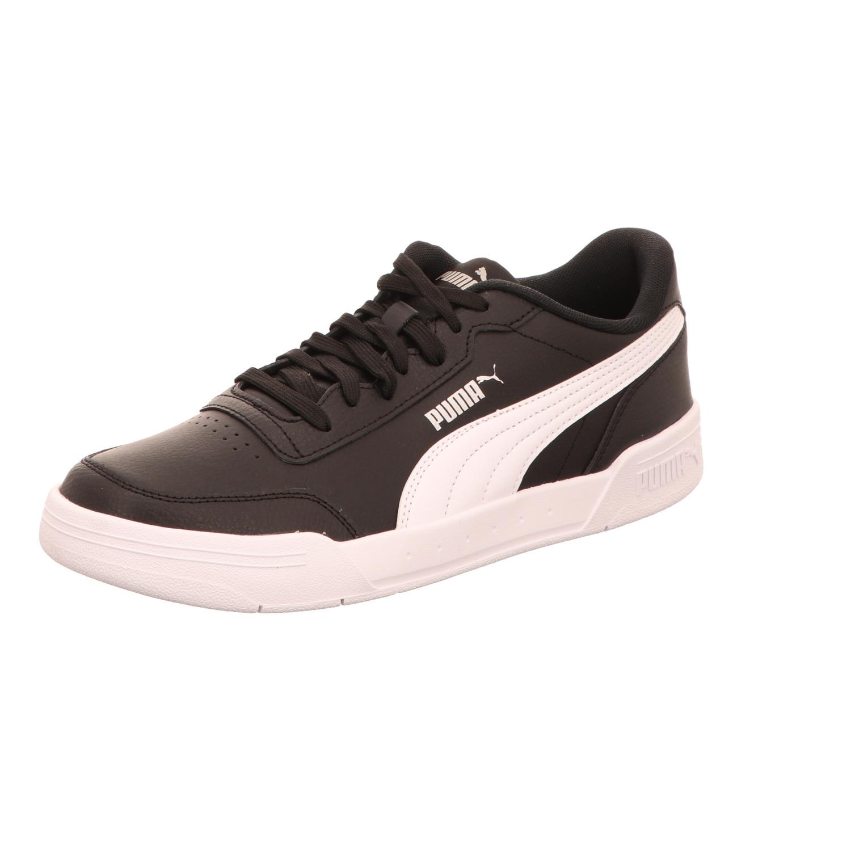 Puma Herren Sneaker Caracal Schwarz Weiß | SCHUH OKAY