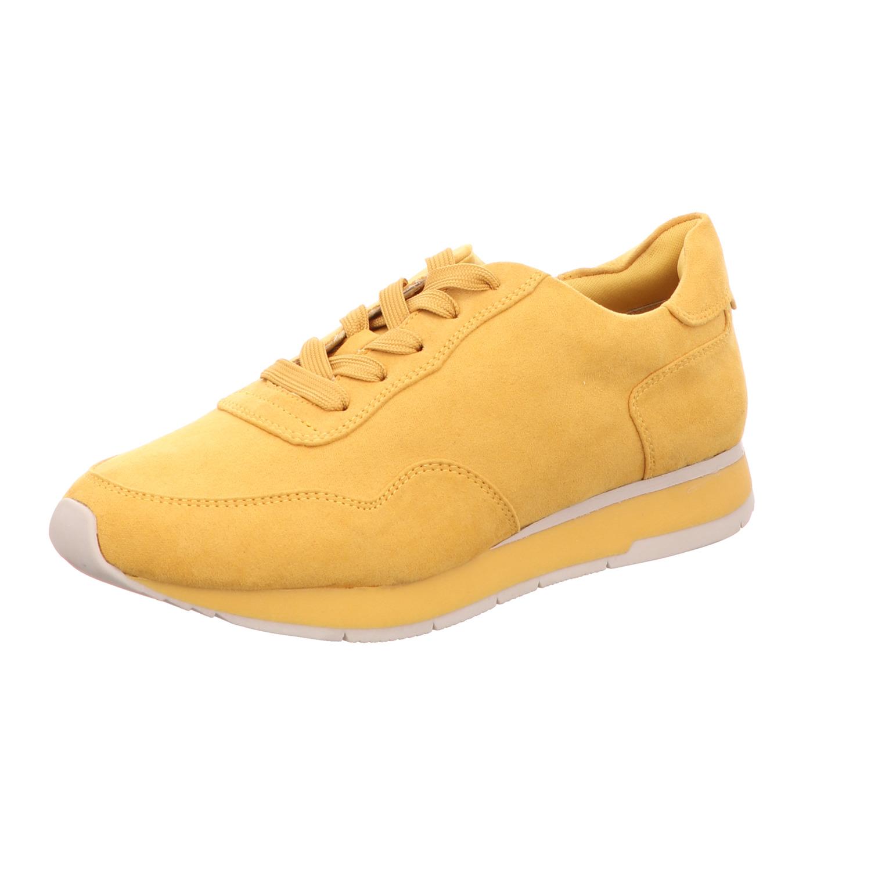Tamaris Damen Sneaker Gelb