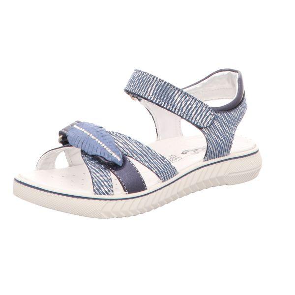 Imac Mädchen-Sandalette Jeans-Blau