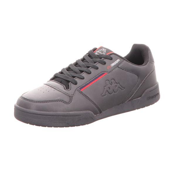 KAPPA Herren-Sneaker Marabu Schwarz