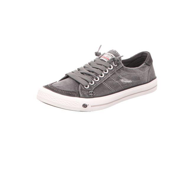 Dockers Herren-Leinen-Sneaker Grau