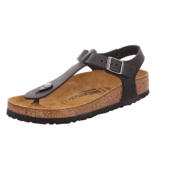 Birkenstock Damen-Sandalette Kairo BS Schwarz