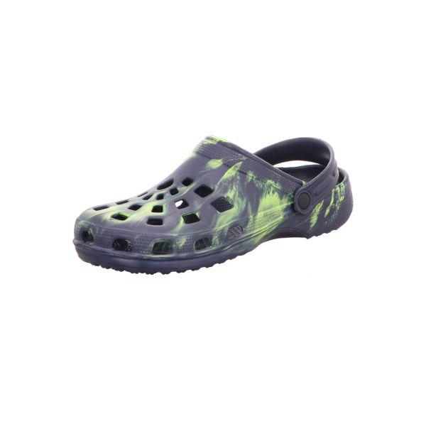 Sneakers Herren-Badeschuh Blau-Grün