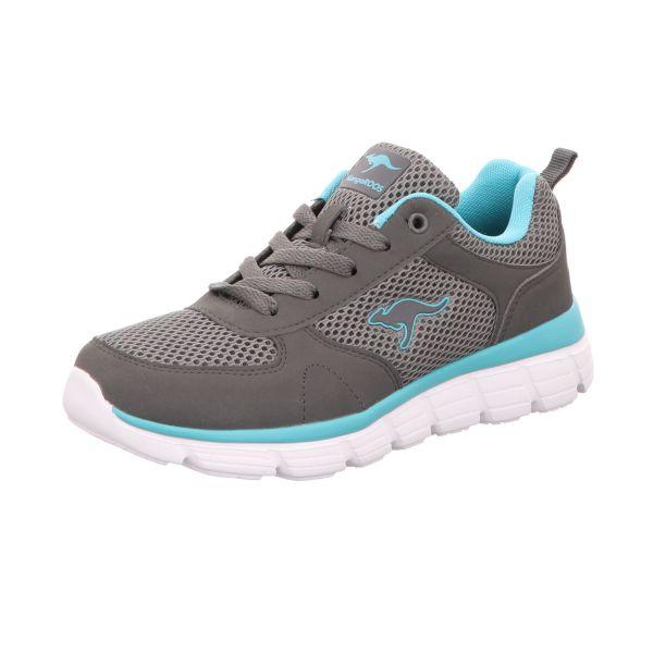 KangaROOS Damen-Sneaker KR-Echo Grau