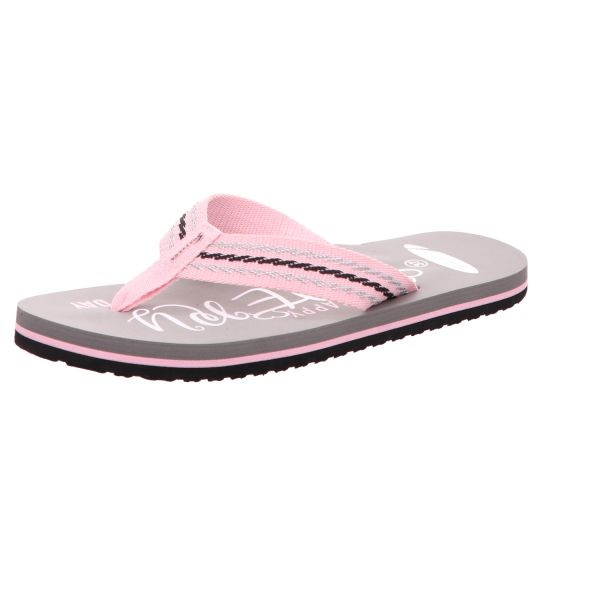 Sneakers Damen-Badepantolette Rosa