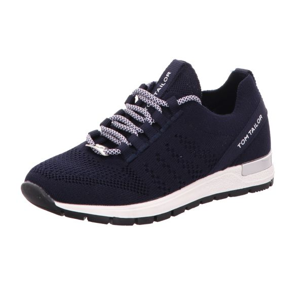 Tom Tailor Mädchen-Schnürschuh-Sneaker Blau