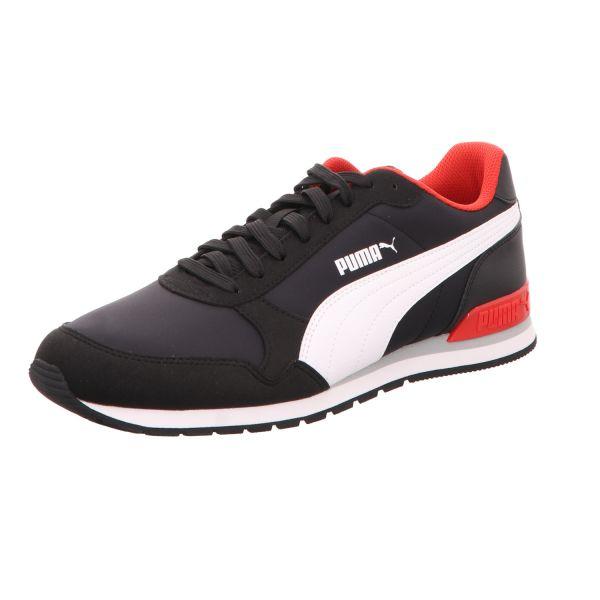 Puma Herren-Sneaker ST Runner v2 NLSchwarz