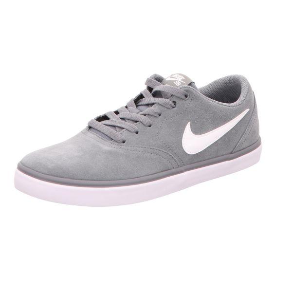 Nike Herren-Sneaker SB Check Solar Grau