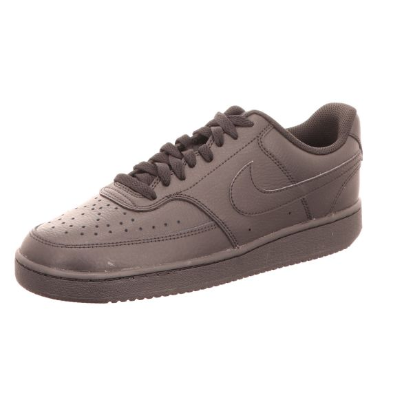 Nike Herren-Sneaker Court Vision Low Schwarz
