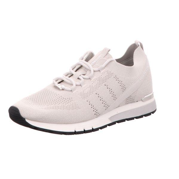 Tom Tailor Damen-Sneaker Grau