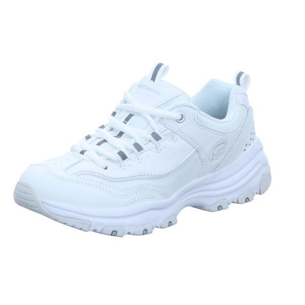 Skechers Damen-Sneaker Iconic Weiß