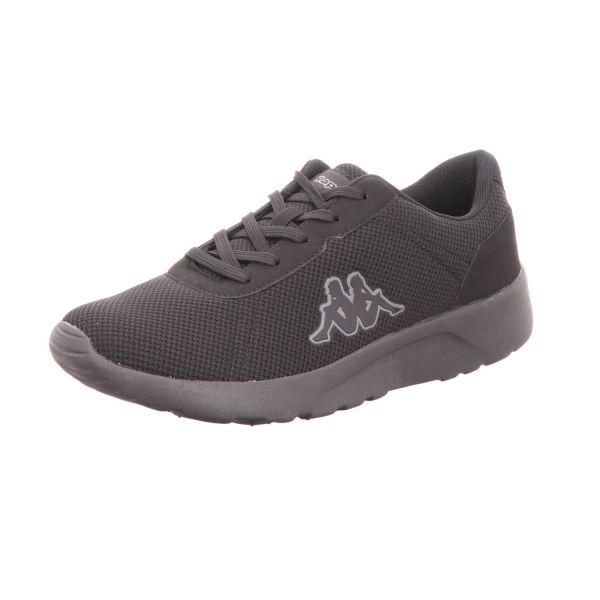 KAPPA Herren-Sneaker TUNES OC Schwarz-Grau
