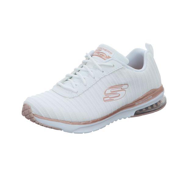 Skechers Damen-Sneaker Overtime Weiß