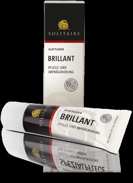 Solitaire BRILLANT CREME Pflege & Imprägnierung 75 ml