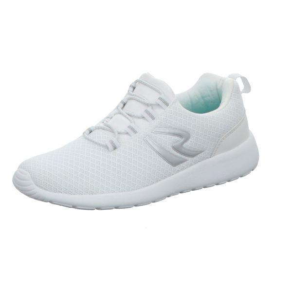 Sneakers Damen-Sneaker-Slipper Weiß