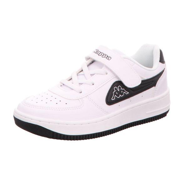 KAPPA Kinder-Sneaker Bash NC K Weiß