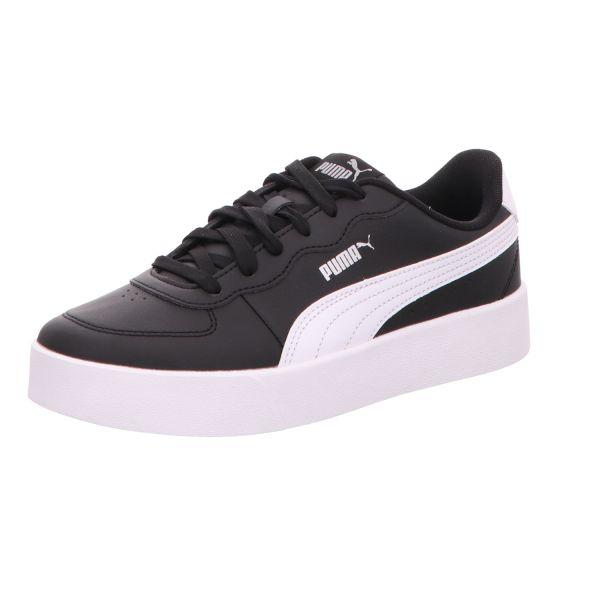Puma Damen-Sneaker Skye Clean Schwarz