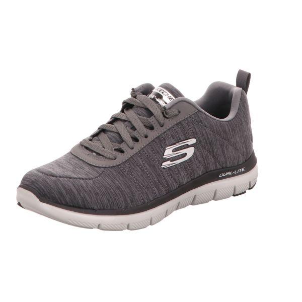 Skechers Herren-Sneaker Flex Advantage 2.0 Grau