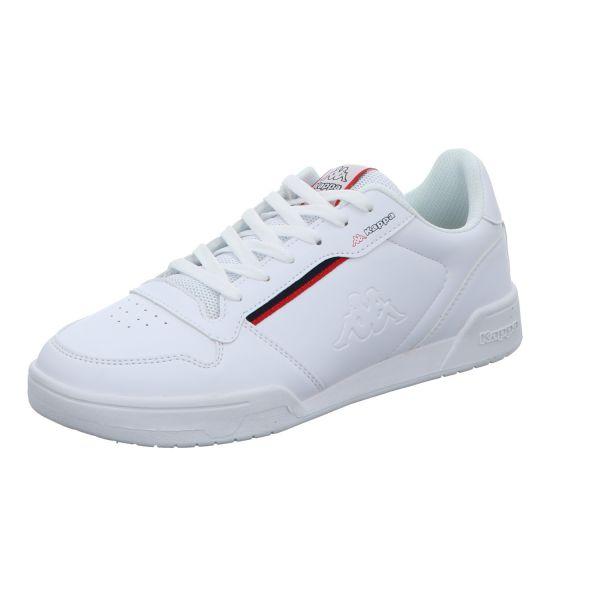 KAPPA Herren-Sneaker Marabu Weiß
