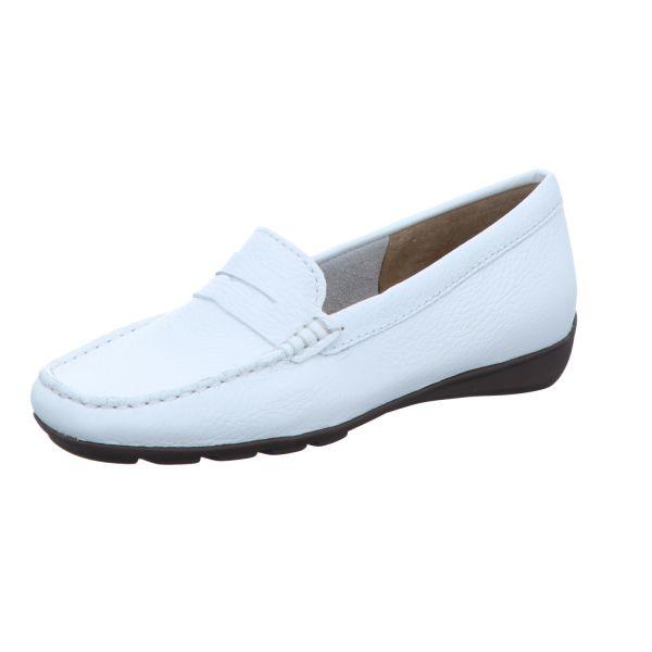 BOXX Damen-Slipper-Slip-On Weiß