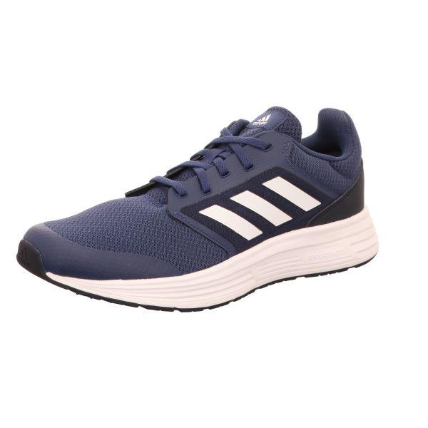 Adidas Herren-Sneaker Galaxy 5 Blau-Weiß