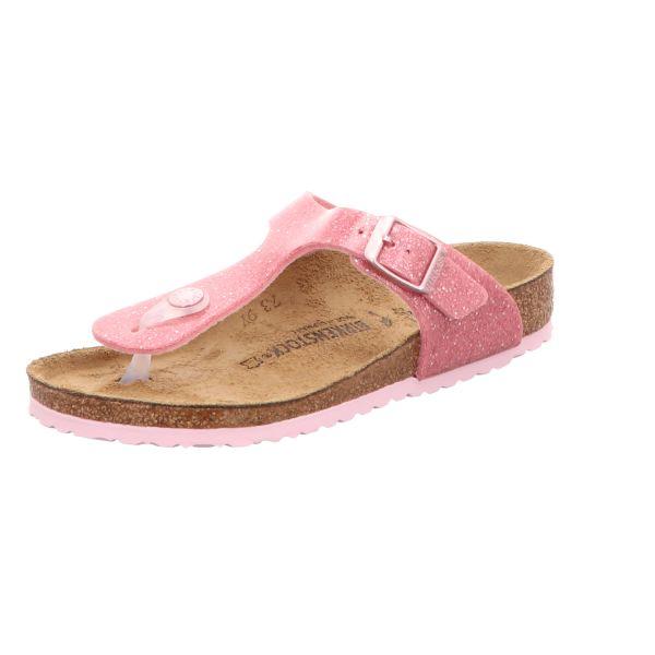 Birkenstock Kinder-Pantolette Gizeh Kids BS Pink