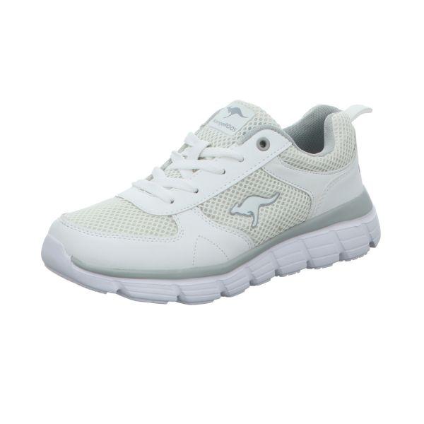 KangaROOS Damen-Sneaker KR-Echo Weiß