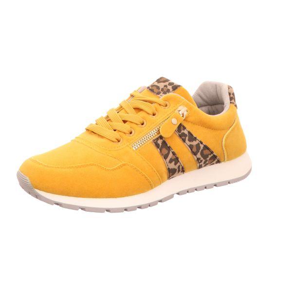 living UPDATED Damen-Sneaker Gelb