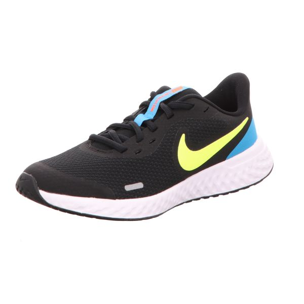 Nike Jungen-Sneaker Revolution 5 Schwarz