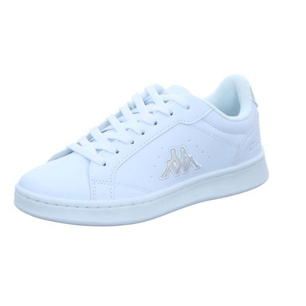 KAPPA Damen-Sneaker Asuka Weiß