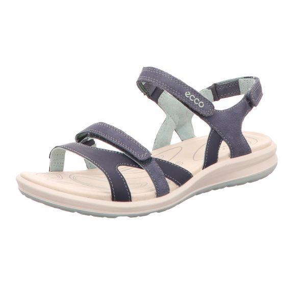Ecco Damen-Sandalette ECCO CRUISE II Blau