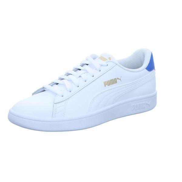 Puma Herren-Sneaker Smash v2 L Weiß