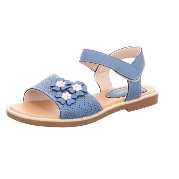 girlZ onlY Mädchen-Sandalette Blau