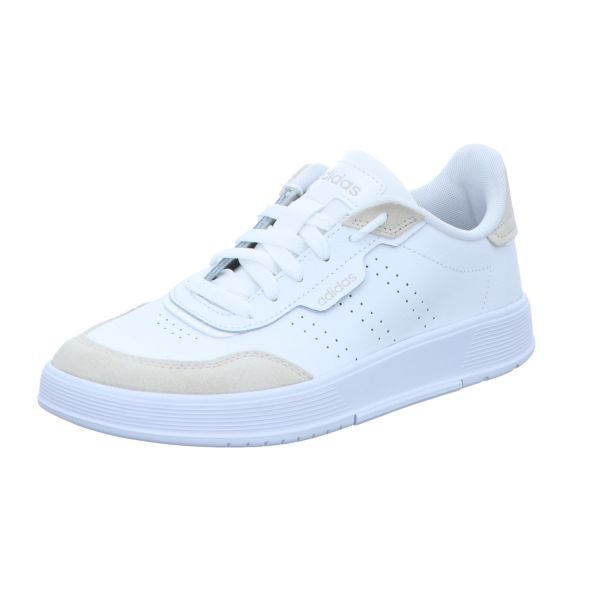 adidas Damen-Sneaker Courtphase Weiß