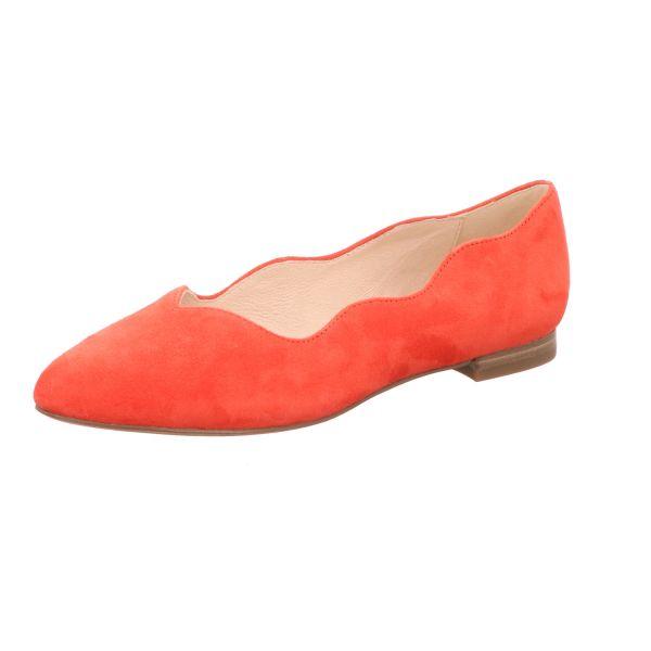 Scarbella Damen-Ballerina Coral-Rot
