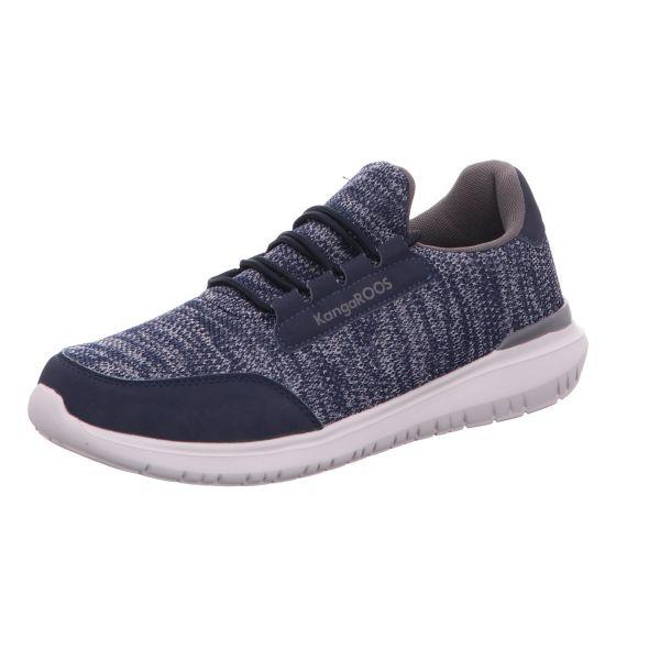 KangaROOS Herren-Sneaker Blau-Grau