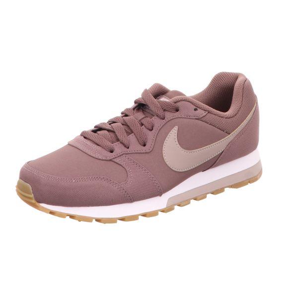 Nike Damen-Sneaker MD Runner 2 SE Rot