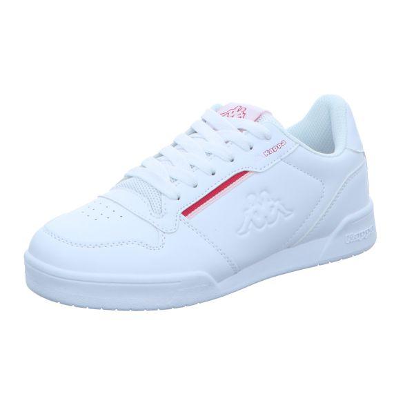 KAPPA Damen-Sneaker Marabu Weiß