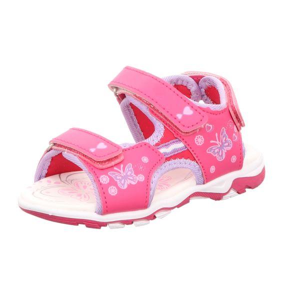 girlZ onlY Mädchen-Sandalette Rot