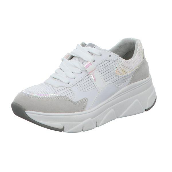 Tamaris Damen-Sneaker Weiß