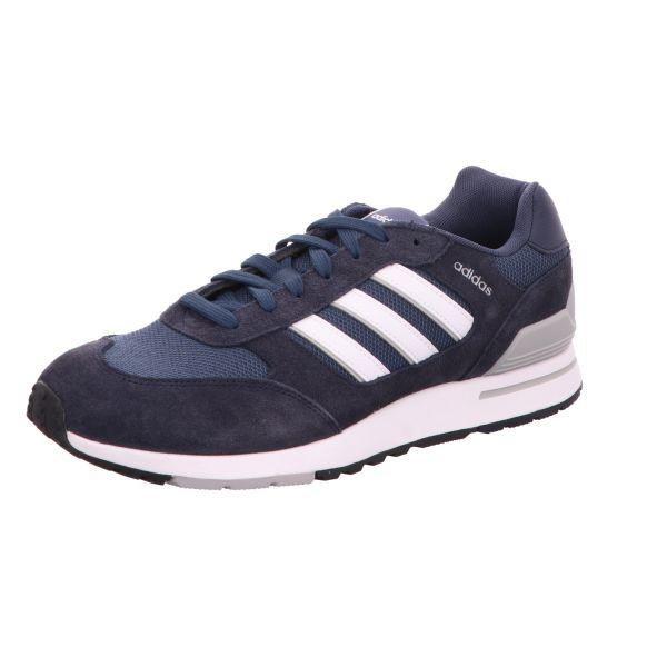 adidas Herren-Sneaker RUN 80s Blau-Weiß
