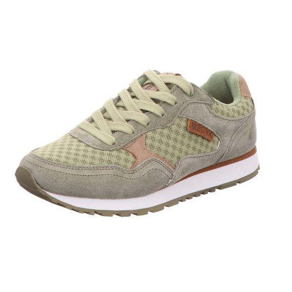BOXX Damen-Sneaker Grün