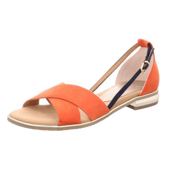 MARCO TOZZI Damen-Sandalette Rot
