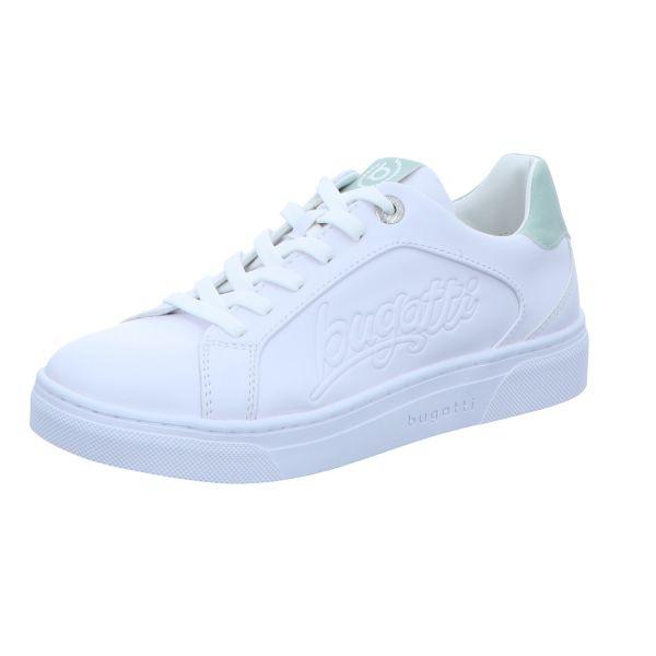 Bugatti Damen-Sneaker Elea Weiß
