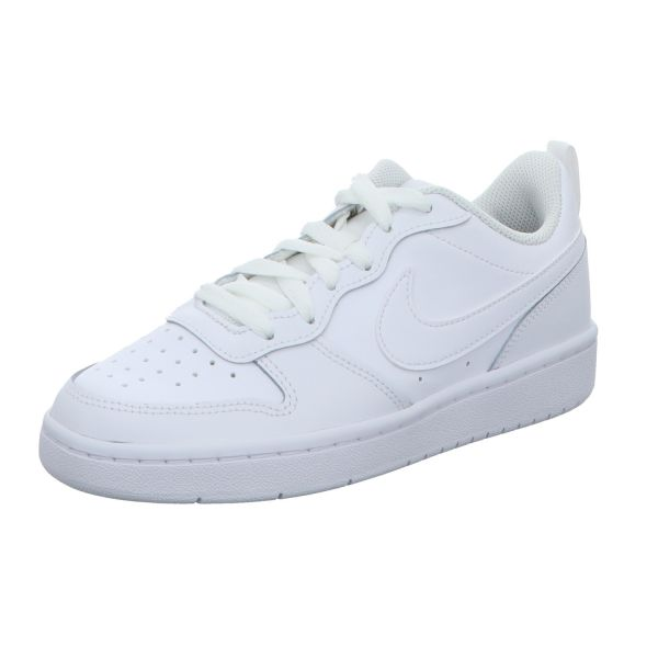 Nike Jungen-Sneaker Court Borough Low 2 Weiß