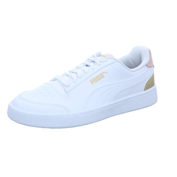 Puma Damen-Sneaker Shuffle Weiß