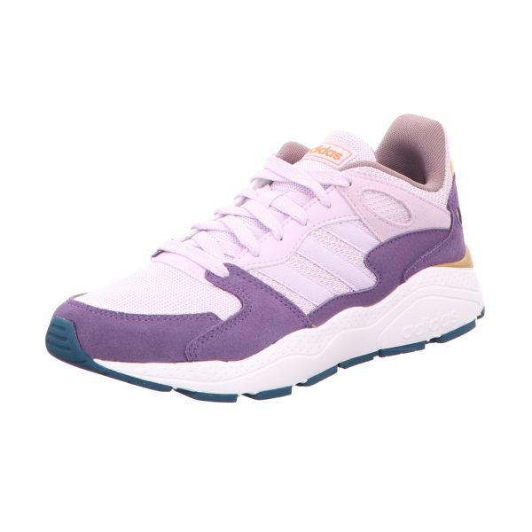 Adidas Damen-Sneaker CrazyChaos Lila-Blau-Weiß